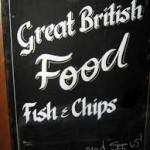 Ät gott i London
