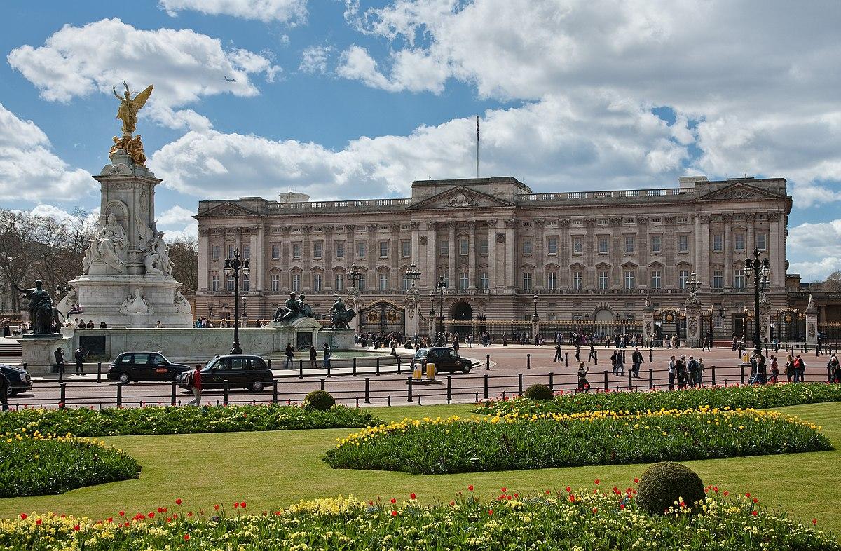 Visste du detta om Buckingham Palace?
