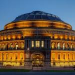 Royal Albert Hall är mycket populärt.