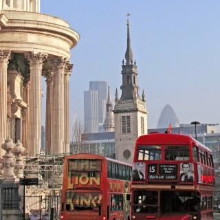 London har mycket att erbjuda