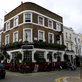 Det finns mycket att se i Notting Hill
