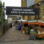 Besök Camden och dess marknad
