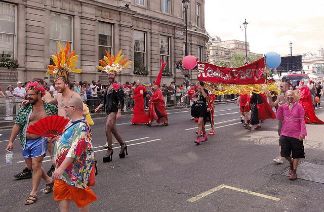 London Pride Festival 24 juni – 9 juli