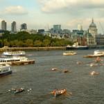 Themsen kommer verkligen till liv under september månad