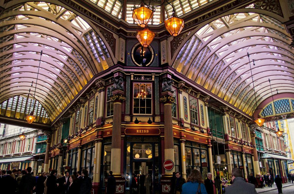 Magiska platser i London att besöka
