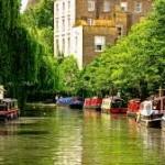 Ta en tur på Regents Canal