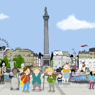 Barnen får lära sig om London i nya appspelet TwinGo London