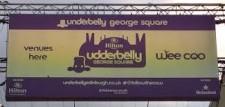 Besök Underbelly Festival