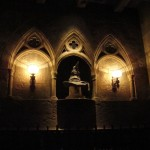 Fira halloween på Hogwarts