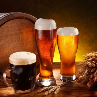 Njut av engelskt öl