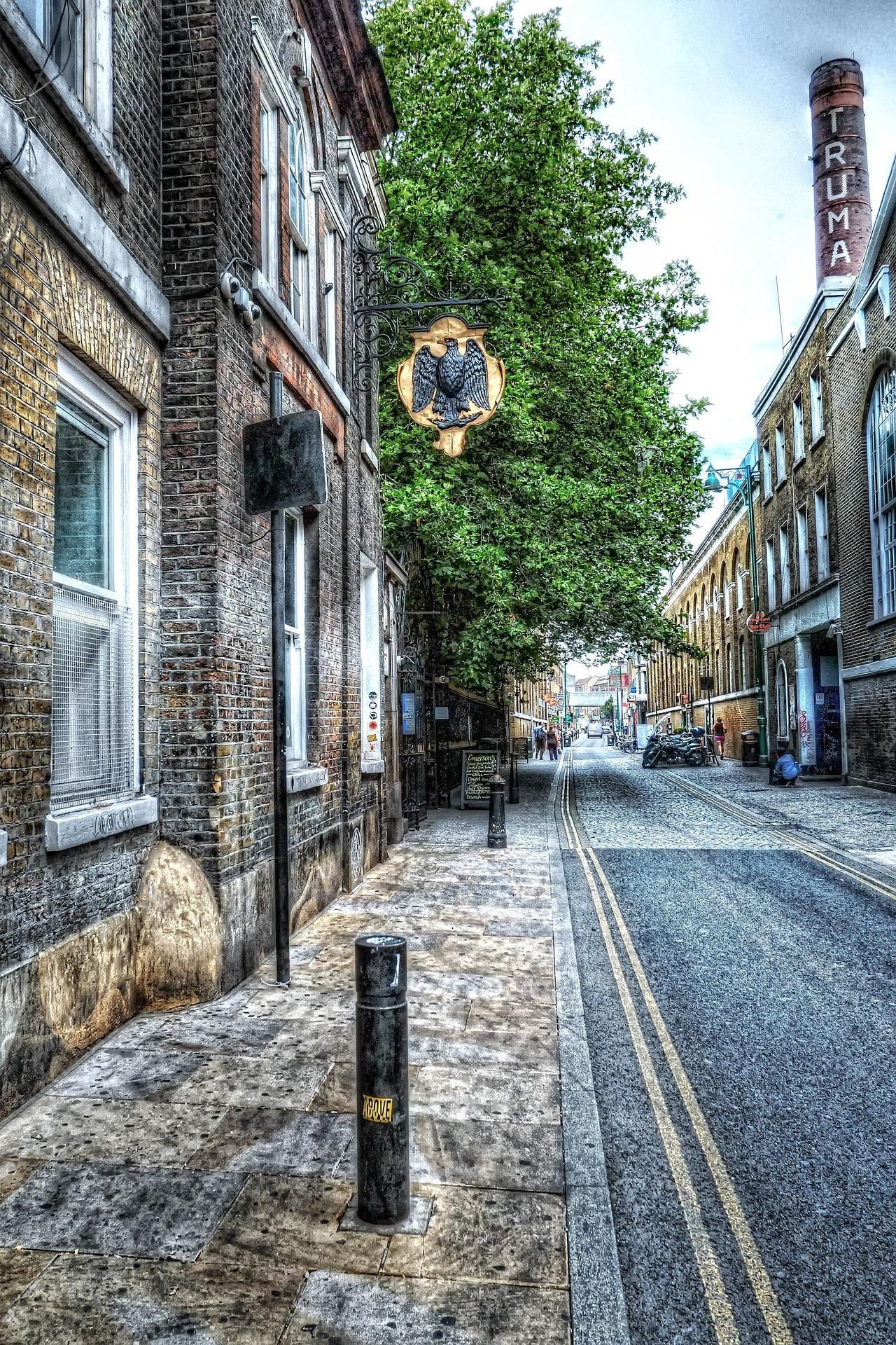 Shoreditch – Londons trendigaste område