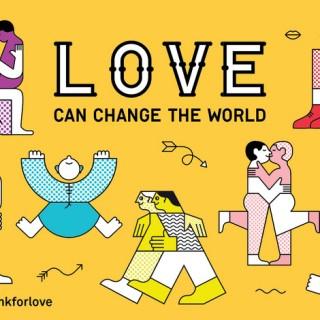 Kärleken firas på många olika sätt under Festival of Love