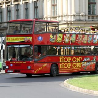 Se hela London med en Hop-on-Hop-Off buss!