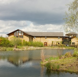 Besök London Wetland Centre