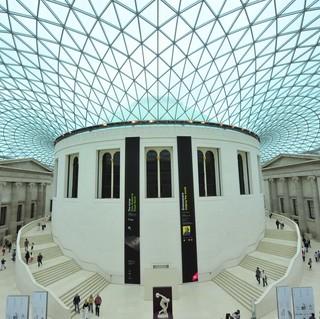British Museum är bara ett av alla museer du kan upptäcka i London!