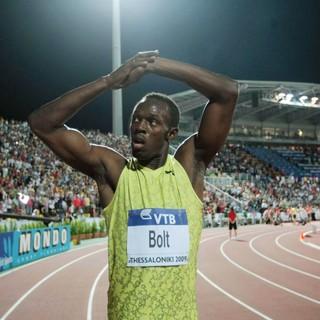 Passa på att se Usain Bolt innan han åker till OS i Rio