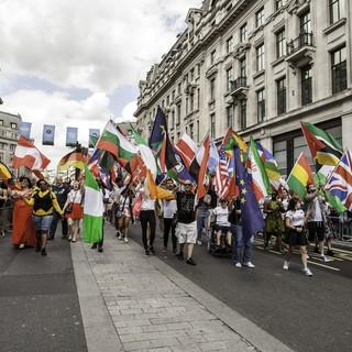 Pride i London är en folkfest utöver det vanliga