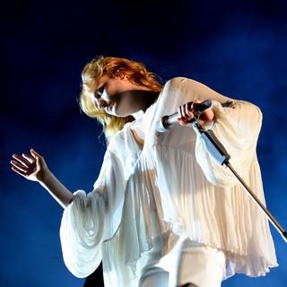 Florence + The Machine är bara en av akterna som headlinar British Summer Time Festival i Hyde Park