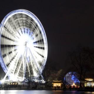 Winter Wonderland i Hyde Park