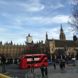 Se London med buss