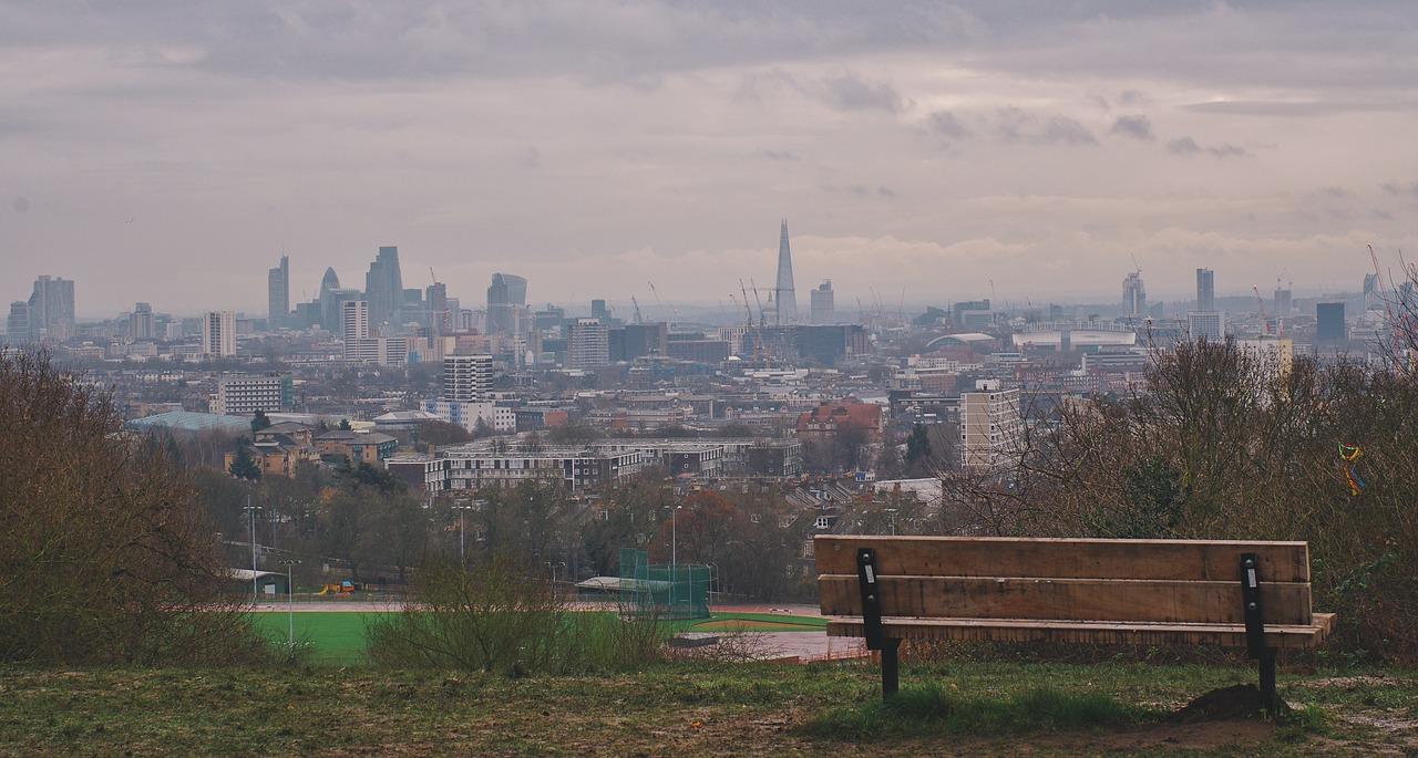 Londons bästa promenader