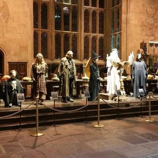 Warner Bros Harry Potter Studio Tour i Watford