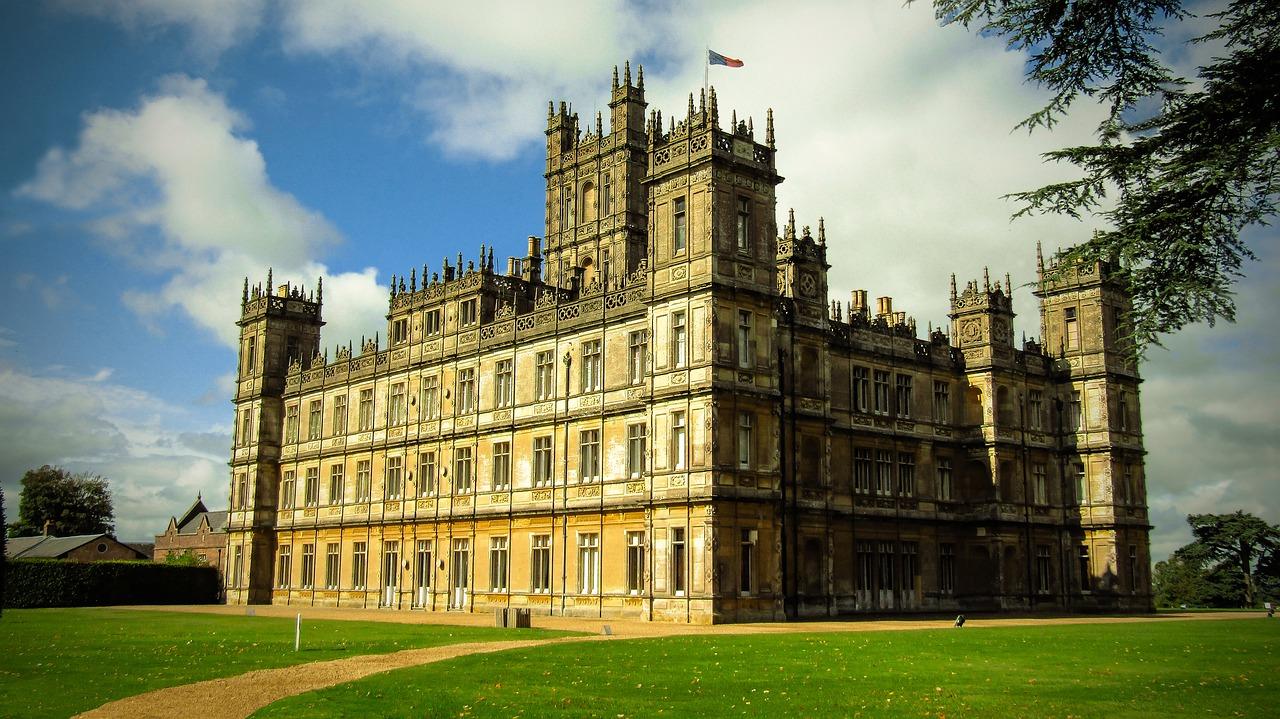 Upptäck inspelningsplatserna för filmen Downton Abbey