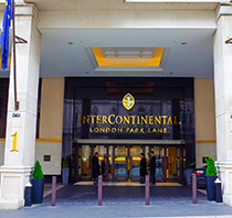 Intercontinental London Park Lane Hotell