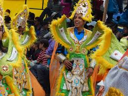Gatufestival i karibisk anda