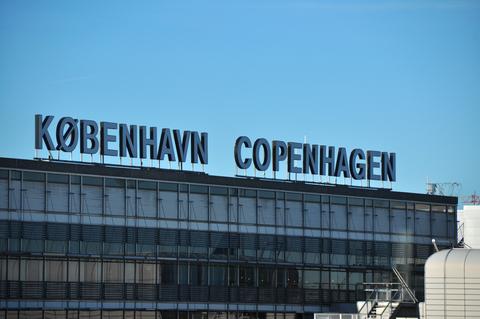flyg till london från köpenhamn