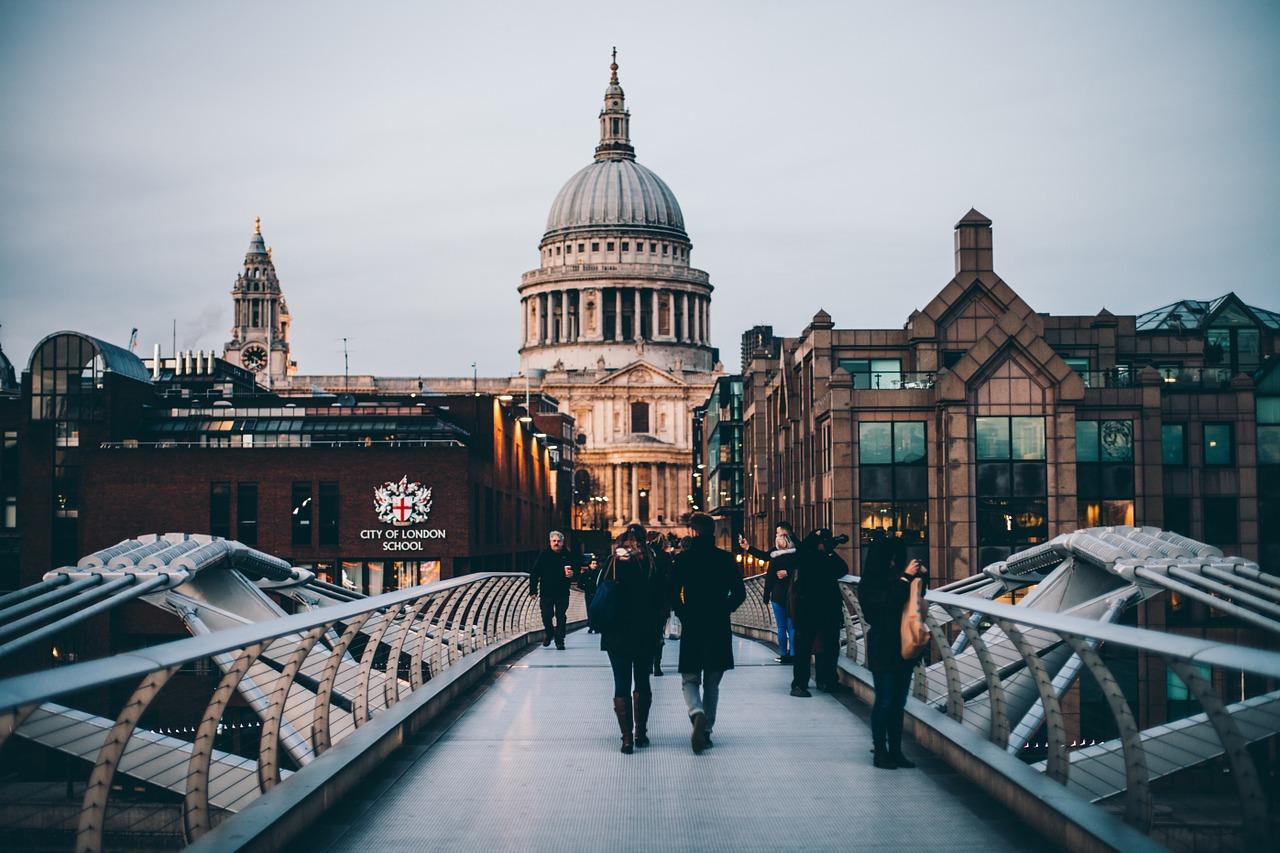Gömda ställen att besöka i London