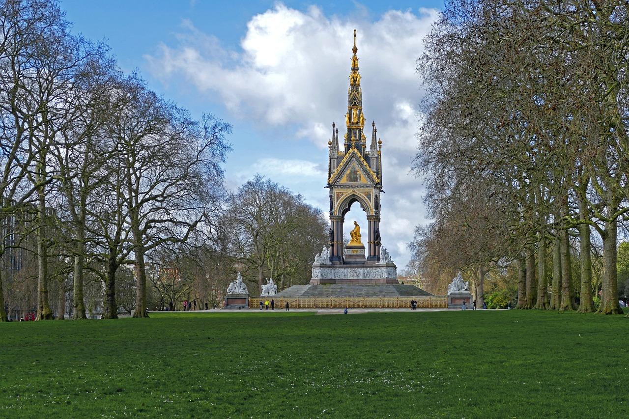 Londons bästa parker