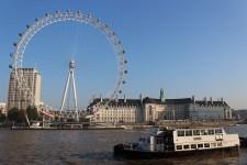 Besök London i september