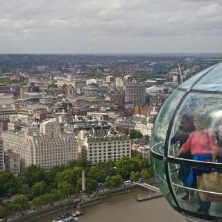 Njut av London i juli