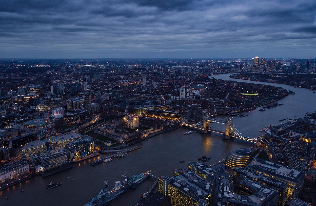 Njut av London under augusti månad