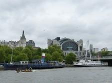 Upptäck London i april