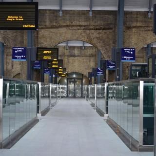 Ta tåget från London till Skottland