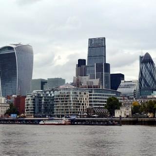 Hotell centralt i London
