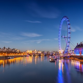 Upptäck London på nytt!