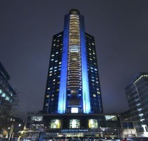 London Hilton Park Lane hotell