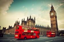 London hotell, Dubbeldäckare