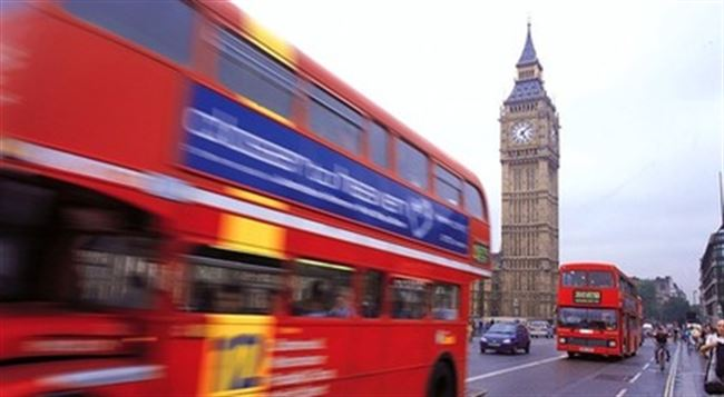 Hitta något nytt i London