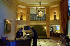 London Hotell reception