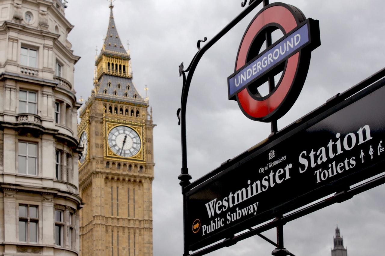 Jobba i London eller Storbritannien?