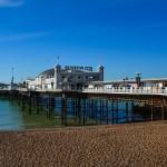 Brighton erbjuder badmöjligheter