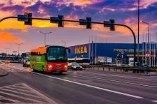 På IKEA finns svensk mat