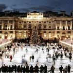 Åk skridskor på Somerset House