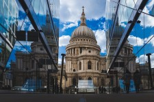 St Pauls Cathedral i London