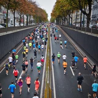 Festival med halvmarathon i London!