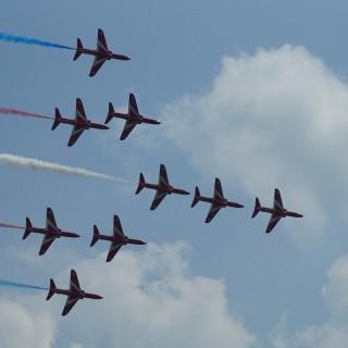 RAF fyller 100 år, var med och fira!